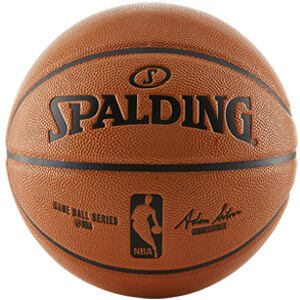 Spalding NBA Replica Indoor_Outdoor Game Ball