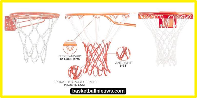 Best outdoor basketball goal net