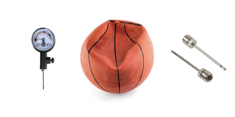 Deflate Basketball
